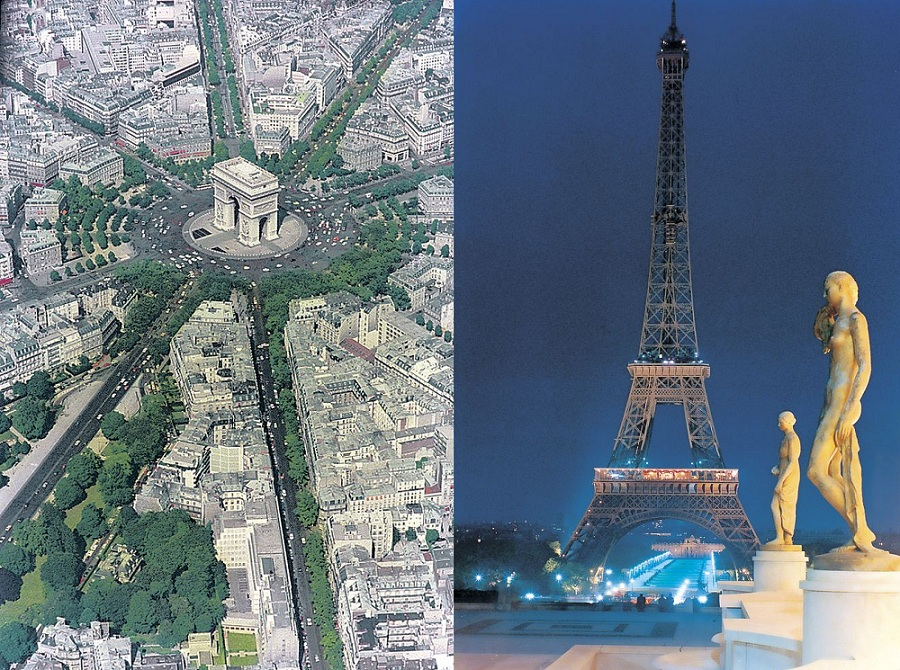 FOTO: Paříž