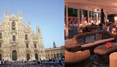 FOTO: nákupy v Miláně