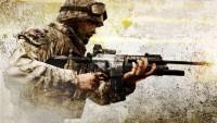 Modern Warfare - artwork