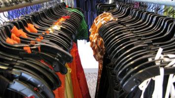 FOTO: Nakupování