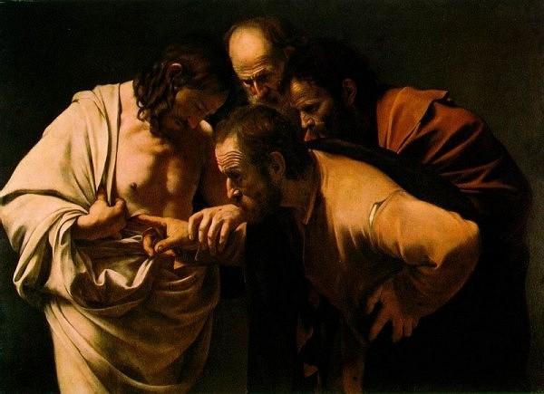 FOTO: Caravaggio: Neuveřitelný příběh sv. Tomáše