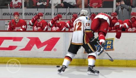 NHL 12 - přes hrazení