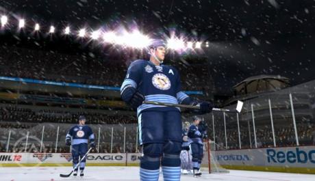 NHL 12 - Winter Classic