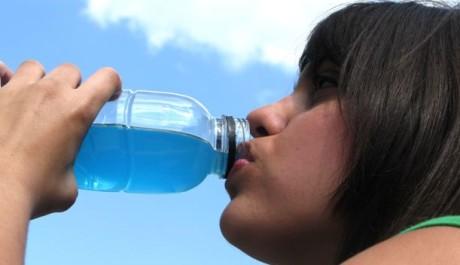 FOTO: pitný režim