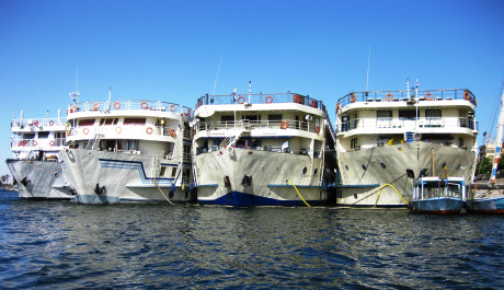 FOTO: Plavba po Nilu je luxusním zážitkem