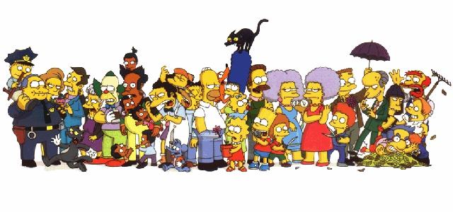 FOTO: Prioritní fotografie seriálu Simpsonovi