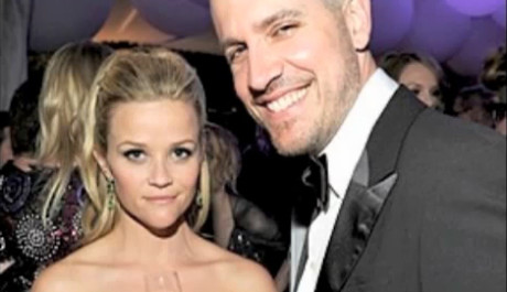 FOTO: Reese Witherspoon s druhým manželem