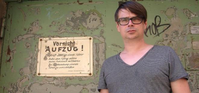 FOTO: Jaroslav Rudiš