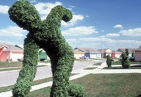 FOTO: Střihoruký Edward - výtvory