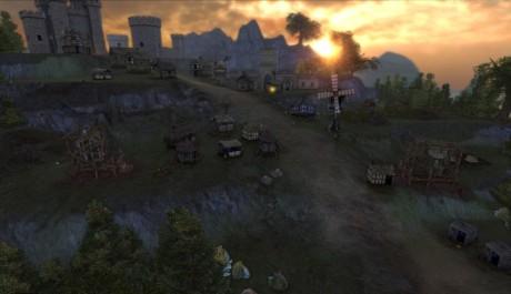 Stronghold 3 - Při západu slunce