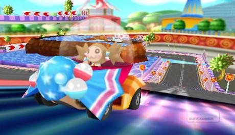 OBR: Opička v závodní motokáře