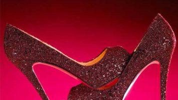 FOTO: Boty s vysokými podpatky