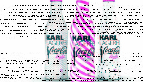 FOTO: Coca-Cola Light by Karl Lagerfeld