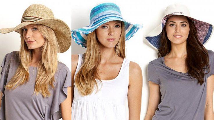 FOTO: Letní klobouky, Zdroj: esprit.co.uk