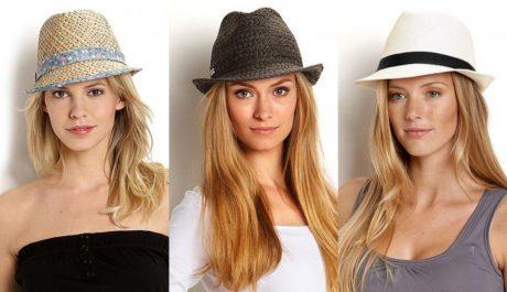 FOTO: Dámské kloboučky