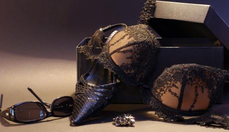 FOTO: Luxusní podprsenka