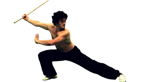 FOTO: Bojové umění kung-fu
