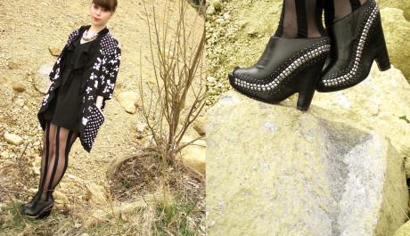 FOTO: Maja Vanova, módní bloggerka