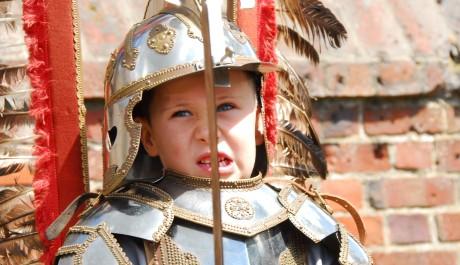 Foto: Shakespearův dětský den