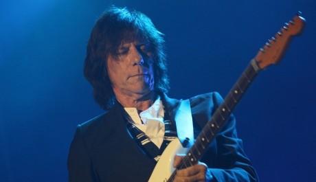 Jeff Beck v Praze 23.6.2011