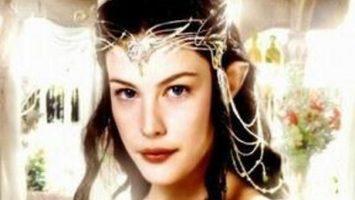 FOTO: Královna Elfů Arwen v Pánovi prtsenů
