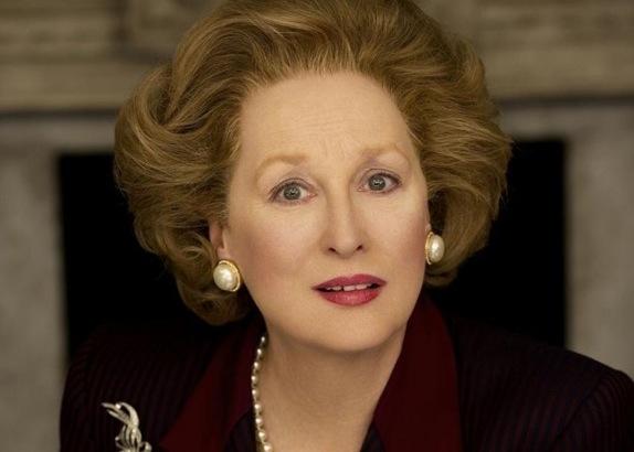 FOTO: Meryl Streep jako Margaret Thatcherová v Iron Lady