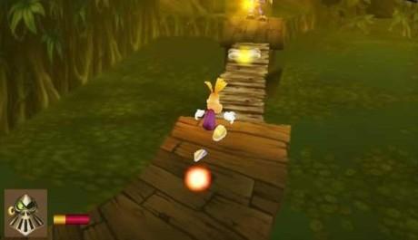OBR.: Rayman v souboji s pirátem