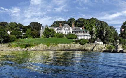 FOTO: Rezidence rodiny Hascoe