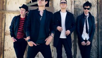 Kanadští SUM 41 vystoupí na Rock For People 2011