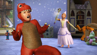 The Sims 3 Hrátky Osudu Děti