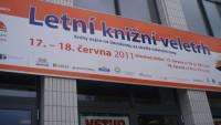 Vstup na Letní knižní veletrh v Ostravě