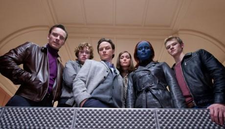 FOTO: X-Men: První třída (2011)