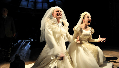 Foto: Zkrocení zlé ženy v Národním divadle