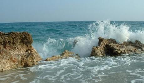 FOTO: Albánské pobřeží