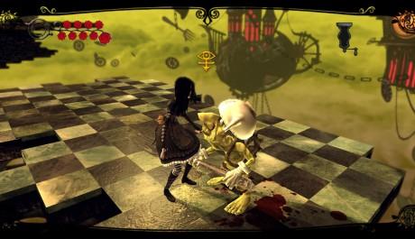 Alice: Madness Returns - souboj