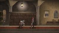 OBR.: Ezio se plíží budovou