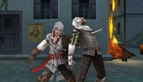 OBR.: Ezio zabíjí ze zálohy