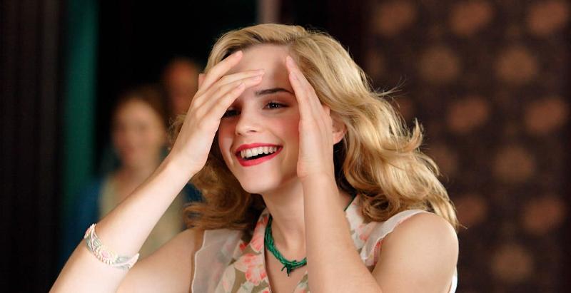 FOTO: Emma Watson v Baletních střevíčkách