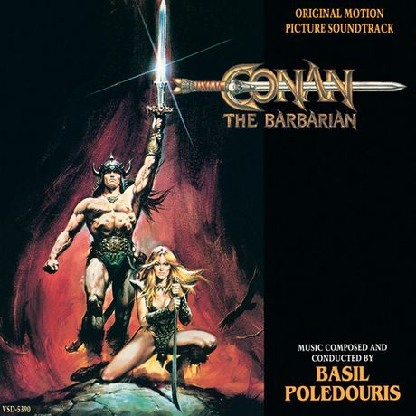 OBR: Soundtrack k filmu Barbar Conan