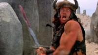 FOTO: Arnold Schwarzenegger ve filmu Barbar Conan