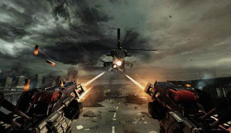 fear 3 helikoptera