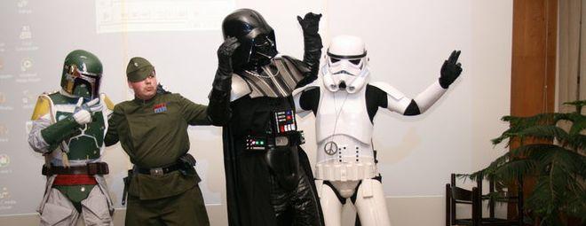 FOTO: Festival fantazie 2010 - Star Wars Disco