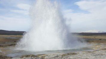 FOTO: Geysir na Islandu