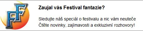 OBR: Speciál k Festivalu fantazie 2011