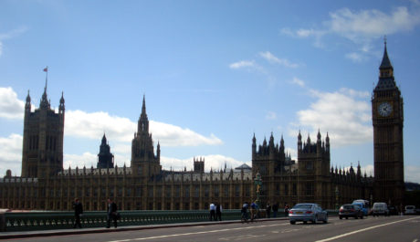FOTO: Houses of Parlament