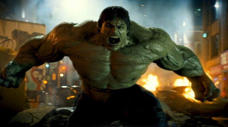 FOTO: Incredible Hulk