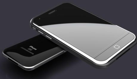 iPhone 5: jeden z možných konceptů