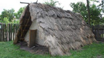 FOTO: Keltské obydlí v Dobšicích