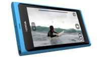 Nokia N9 modrá
