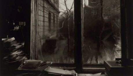 OBR: Josef Sudek - Okno mého ateliéru